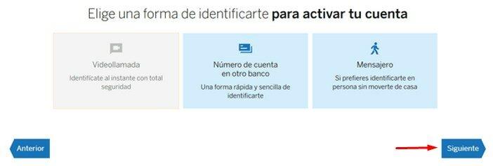 Activar cuenta online sin comisiones de bbva