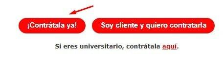 Contrata una cuenta Santander
