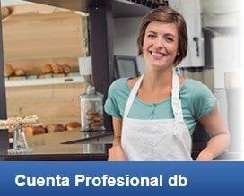 Cuentas para profesionales de Deutsche Bank