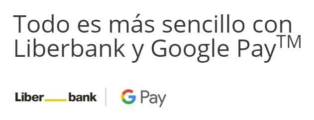 Paga tus servicios con el banco y Google Pay