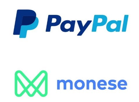 Paypal se asocia con Monese online