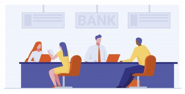 Trabajadores en banca sin comisiones